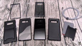 Samsung Galaxy Note8 Ringke Case Lineup