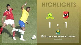 CL CAF : Mamelodi Sundowns 1-1 Al Ahly SC