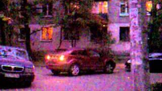 Видео женщина на авто.(Нокиа 5530).(лис)01102010