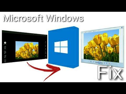 Ripristinare Visualizzatore Foto su Windows 10