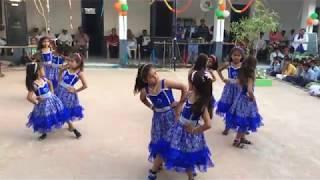 chanda ne pucha taro se dance by meghaaliyasana primary school,tadist-mehsana (Gujarat)