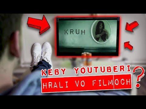 Keby YouTuberi hrali vo FILMOCH │ #BadActing