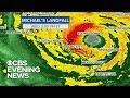 Tracking Hurricane Michael s path