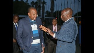 POLITICS OF BETRAYAL: Uhuru-Ruto meet over 2022 deal