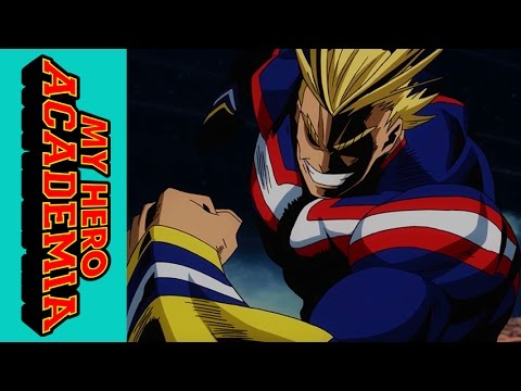 My Hero Academia - Official Opening