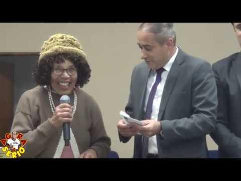 Câmara Municipal de Juquitiba faz Homenagem a Dona Beatriz do Doce