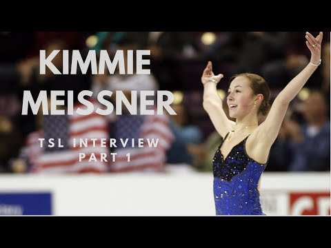 Kimmie Meissner: Part 1 of TSL's Interview with the 2006 World Figure Skating Champion