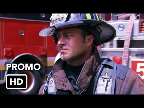 Chicago Fire Season 5 (Promo 'Walk Through Fire')