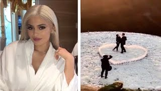 Kylie Jenners Surprise Marriage Proposal Caught On Snapchat