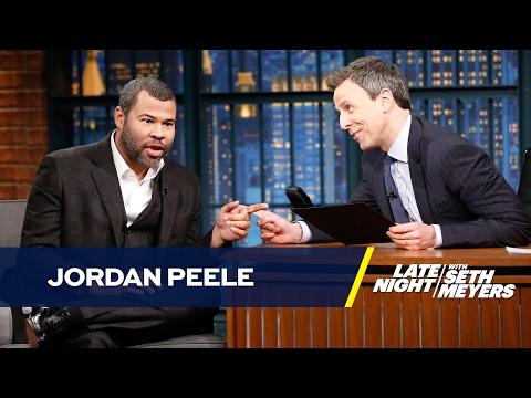 Jordan Peele Revives Obama Impression