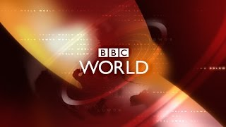 BBC World 2000 Ident and Countdown - HD recreation