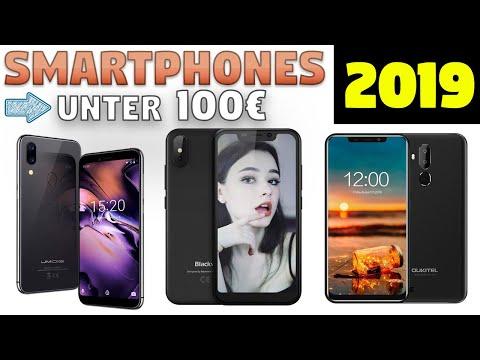 Smartphone unter 100 € ►2019◄ 📱 TOP 5 gute günstige Handys ★ Das beste Einsteiger Smartphone |