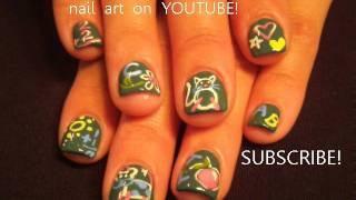 Back To School: Chalkboard Nails