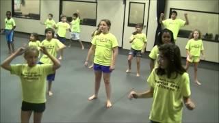 Ninja Rap Dance