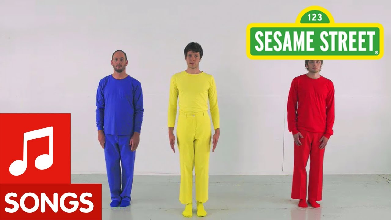 OK Go's Refresher Lesson On Primary Colours