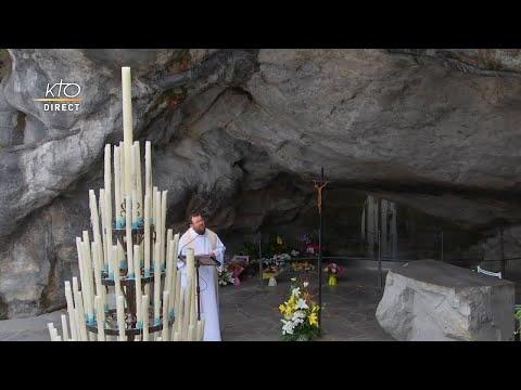 Chapelet du 20 octobre 2020 à Lourdes