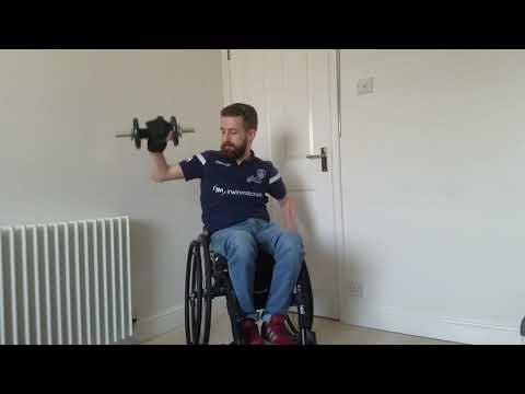 Weights  | Disability Gym Workouts From Home