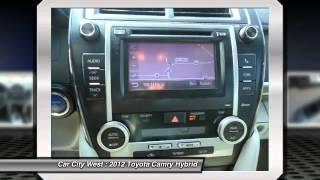 2012 Toyota Camry Hybrid Clive IA 2548A