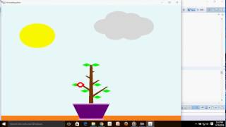 Tree Animation Using JOGL JAVA