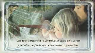 Oración por un niño enfermo