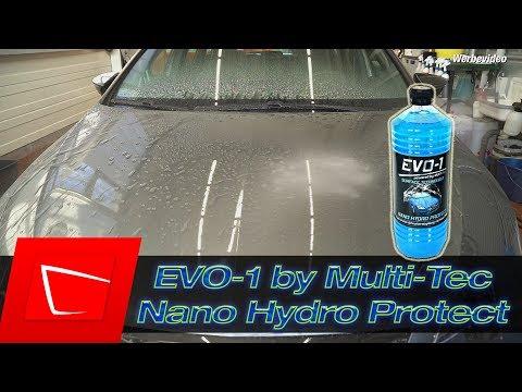 EVO1 Nano Hydro Protect Nassversiegelung mit Lotuseffekt im Test - die günstige Alternative? (видео)