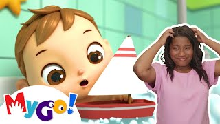 Bath Song | Sign Language For Kids | Baby Songs | Little Baby Bum | ASL