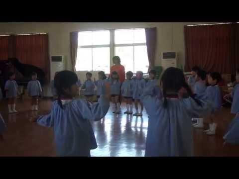 芽生え幼稚園リトミック教室 ゆり組 セブンステップス