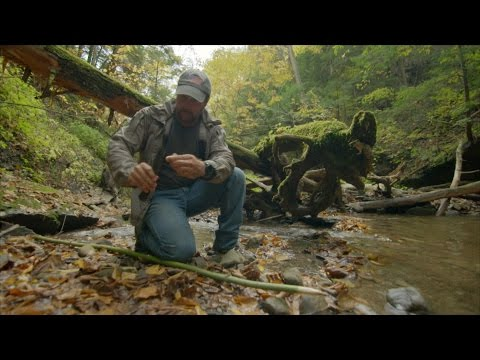 How To Start Fire With Quartz | Dual Survival 5