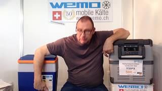 Verbrauch Energiekosten thermoelektrische Kühlbox 12V Energieschwindel Energielabel Autokühlbox 2..