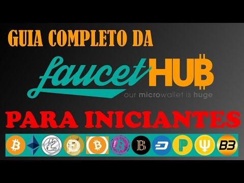 [2018] Como usar a FaucetHub!! TUTORIAL COMPLETO PARA INICIANTES!!!