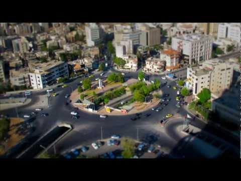 Video Sights of Jordan - Time Lapse Video
