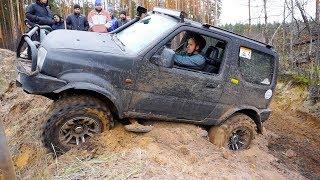 Suzuki Jimny [OffRoad 4x4]