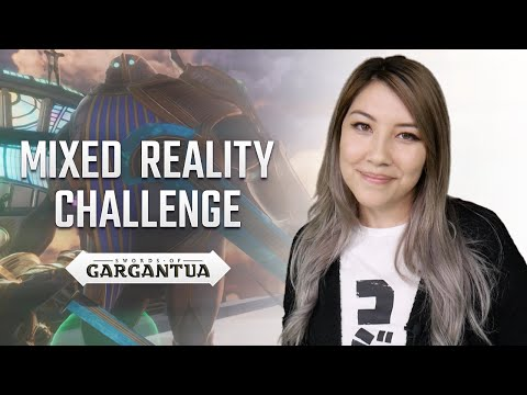 Swords of Gargantua Mixed Reality Challenge - Amy thumbnail