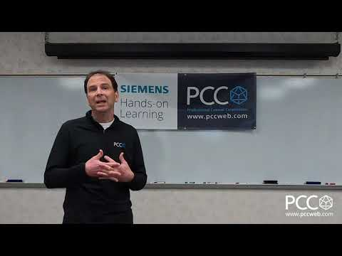 Siemens Training and 2021 Events | PCC - YouTube