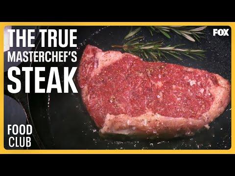 Gordon Ramsay Demonstrates How To Make An Amazing Steak   TASTE OF FOX