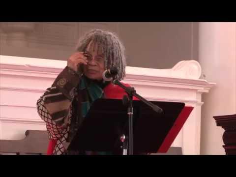 Sonia Sanchez - Rev. Dr. Martin Luther King Jr. Legacy Symposium