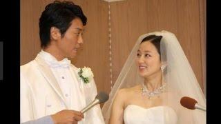 永井大 中越典子の花嫁姿に感激「すごいキレイ ドキドキした」