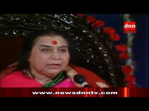 Christmas Puja Talk By H H Shri Mata Ji Nirmala Devi Ep 28