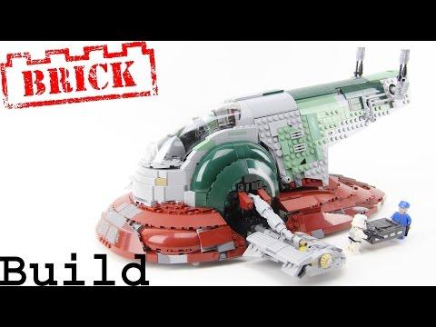 Vidéo LEGO Star Wars 75060 : Slave I