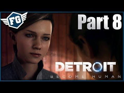 USMRCUJÍCÍ SOULOŽ - Detroit: Become Human #8