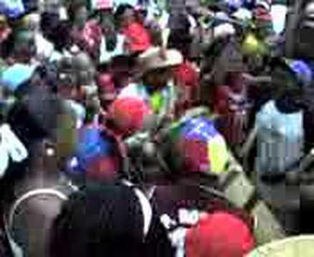 Tambores San Juan 1 de junio 2008(Parte 1)