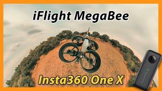 IFlight MegaBee HD + Insta360 One X - DJI FPV 360