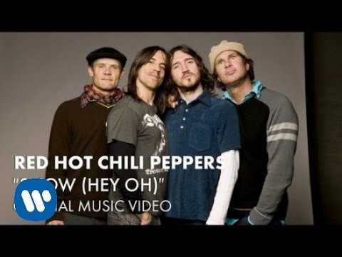 red hot chili peppers nudi