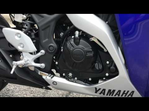 2017 Yamaha YZF-R3 in Greenville, North Carolina