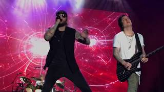 Avenged Sevenfold - Planets Rock USA 2017 Oshkosh Wisconsin