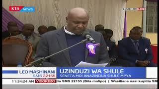 Seneta wa Baringo  Gideon Moi azindua shule mpya Nairobi