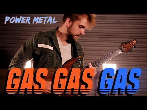 Gas Gas Gas - Power Metal Cover