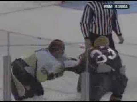 Georges Laraque vs Wade Belak