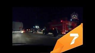 Инспекторы ищут очевидцев кошмарного ДТП на трассе с 4 погибшими