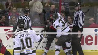 CYCLONES TV: Highlights 11/7 vs. Wheeling